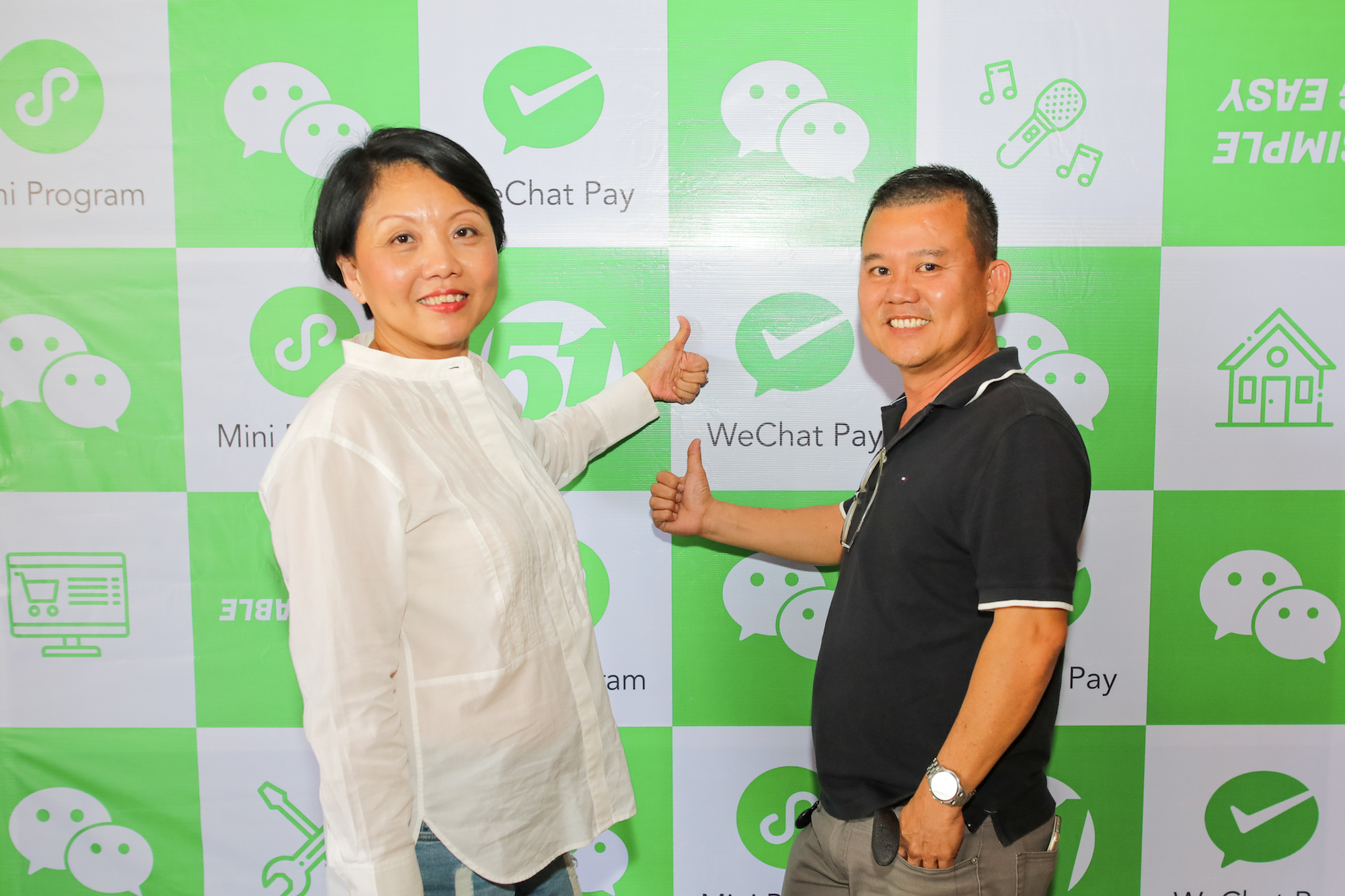 WeChat Mini Program Launching
